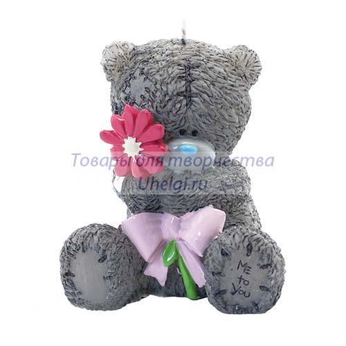 Мишка Тедди - классика мыловарения