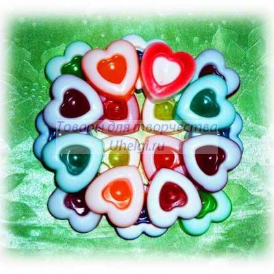 Сердечуи валентинки