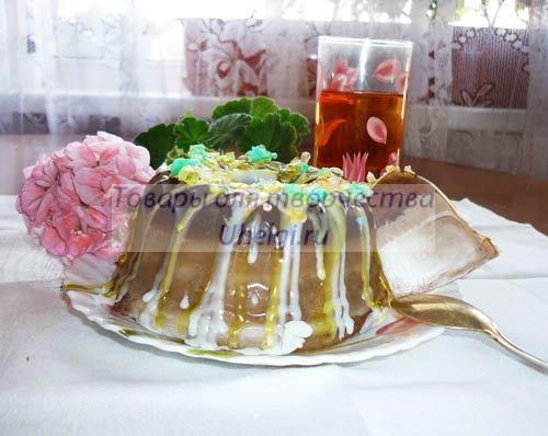 Мыловарение: Мыло-тортик
