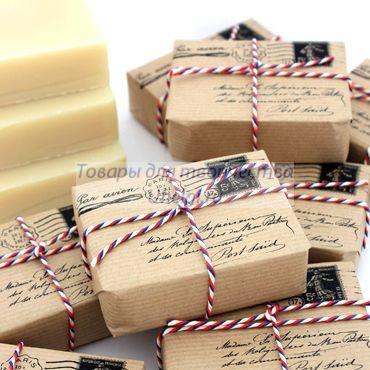 Почтовая упаковка для мыла