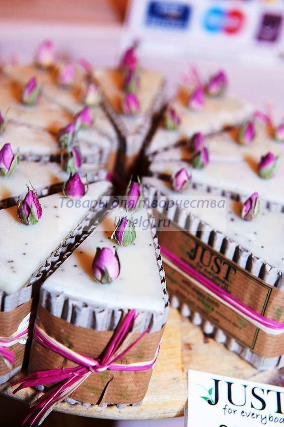 тортики мыльные