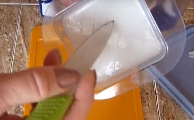 011 бороздки в слое мыла с картинкой