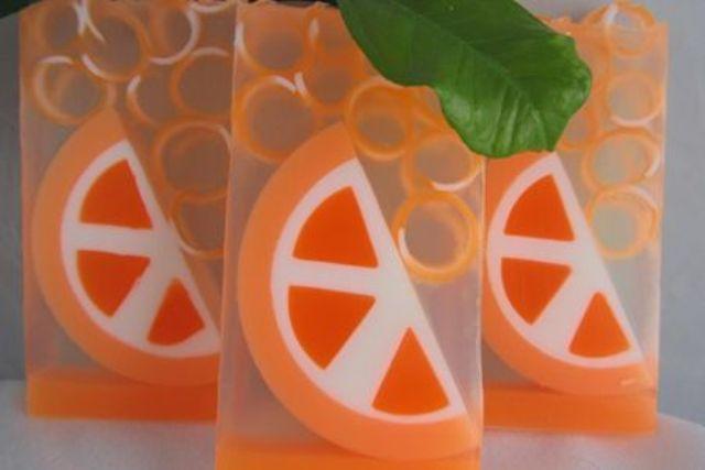 мыло фрукты овощи 010