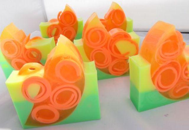мыло фрукты овощи 012