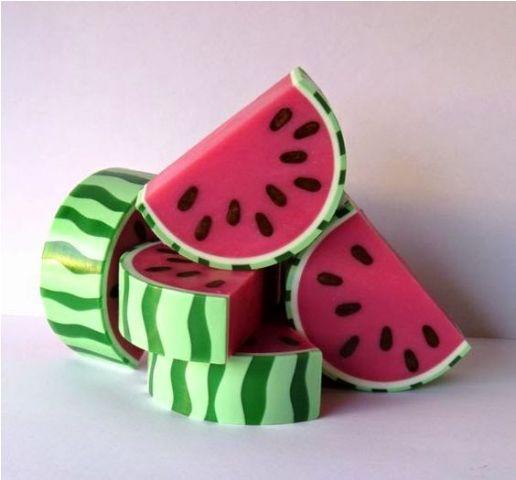 мыло фрукты овощи 016