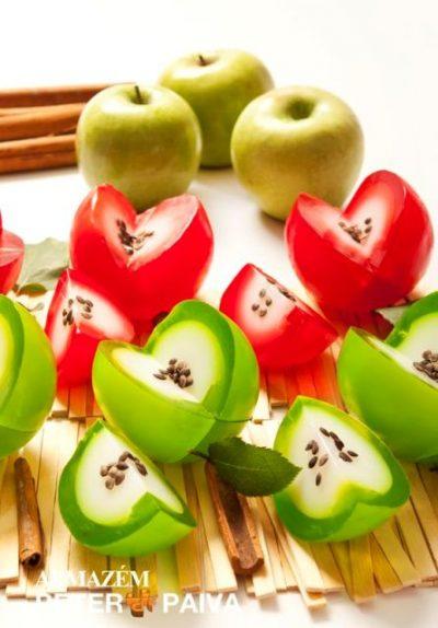 мыло фрукты овощи 030
