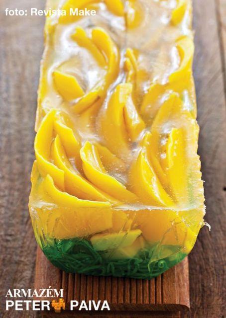 мыло фрукты овощи 032