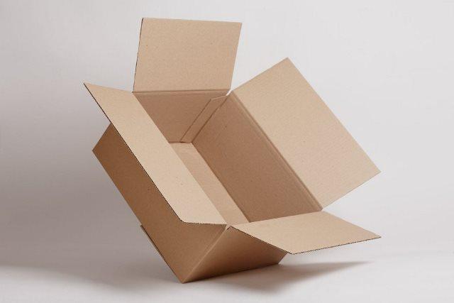 002 коробка из гофрокартона