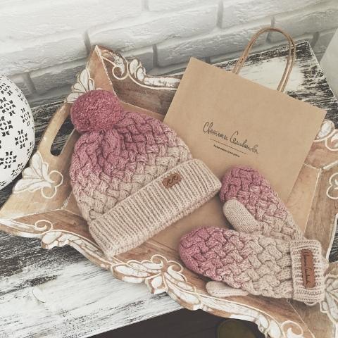 упаковка вязания