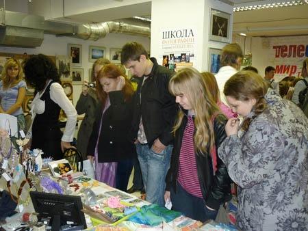 выставка ярмарка ручной работы